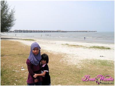 Tempat Menarik Dan Best Di Selangor. Pantai Bagan Lalang Sepang. Apa Yang Best Di Pantai Bagan Lalang. Makan Seafood Dan Ikan Bakar Di Pantai Bagan Lalang.