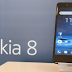 Nokia8 With Snapdragon 835 SoC, 5.3-inch Quad HD display, 4GB RAM, Fingerprint Sensor, Splashproof (IP54), Android 7.1.1 (Nougat), Dual Cameras Launched in India: Sale Date, Price, Specifications, Availability, and Features