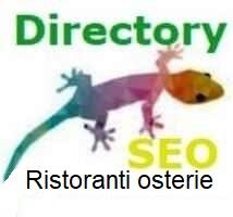 ristoranti osterie directory SEO