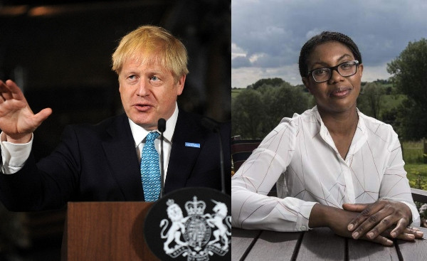 Boris Johnson appoints Nigerian as Minister