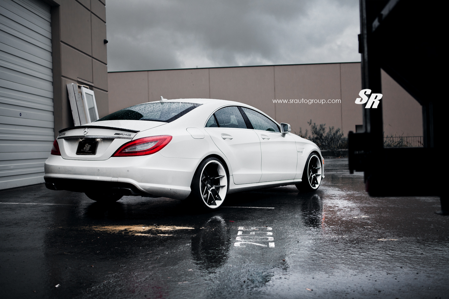 Cars GTO: SR Auto Mercedes-Benz CLS63 AMG