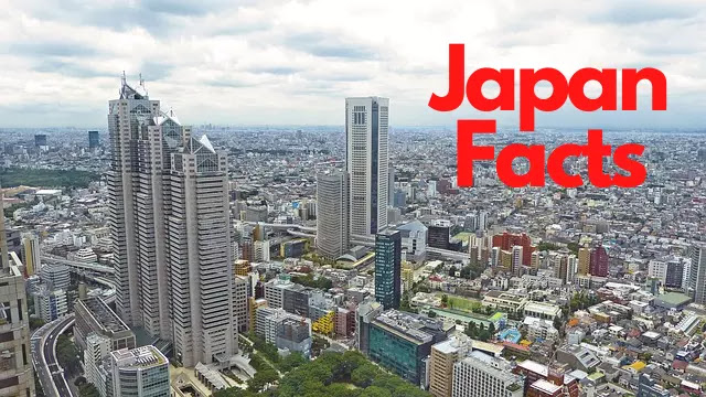 160 weird Facts About Japan In Hindi