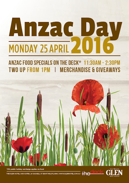 anzac day activity event