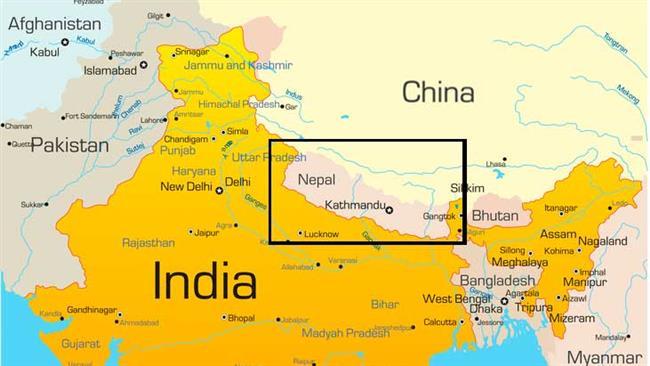 India–Nepal border भारत-नेपाल सीमा