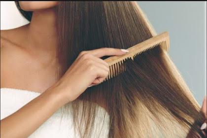 Ini 5 Manfaat Sisir Rambut Bagi Kesehatan, No 4 Mantul Banget!