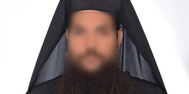 """""""Βίος και πολιτεία"""" ο ιερέας που έριξε το βιτριόλι στους 7 Μητροπολίτες"""