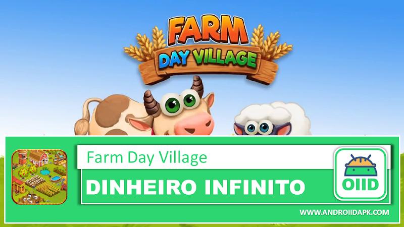 Village Farm Free Offline Farm  – APK MOD HACK – Dinheiro Infinito