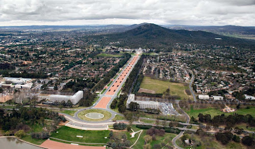 Canberra city