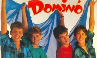 Domino grupo anos 80