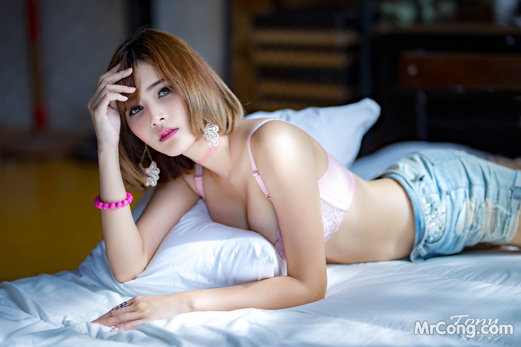 Image Thai-Model-No.344-May-Wly-MrCong.com-008 in post Thai Model No.344: Người mẫu May Wly (46 ảnh)