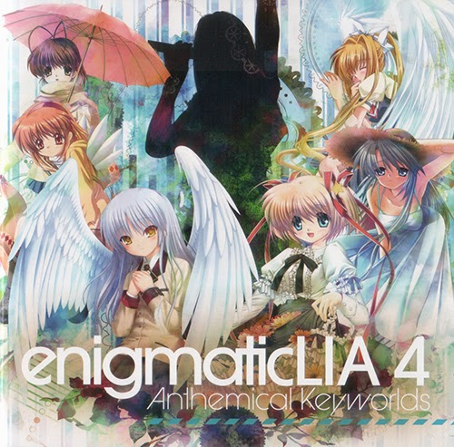 Lia – enigmaticLIA4 – Anthemical Keyworlds- (Download)