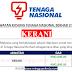 Jawatan Kosong Kerani di Tenaga Nasional Berhad (TNB) / Sehingga 25 Ogos 2019