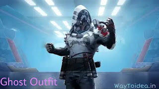 Pubg mobile session 13 ghost outfit, season 13 leaks, Pubg mobile Season 13 Royale pass rewards, season 13 outfits