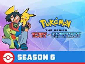 Pokémon temporada 6