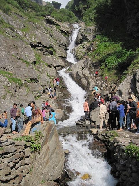 Rehalla Falls