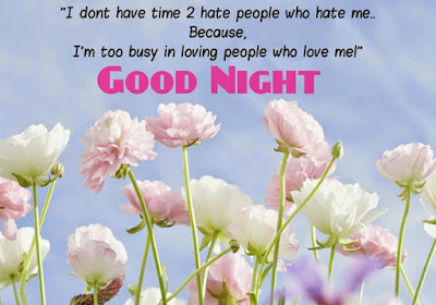 Good Night Images Messages For Facebook