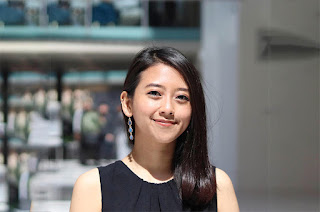 Meet Indira Illianti, one of Nottingham Trent University students from Indonesia