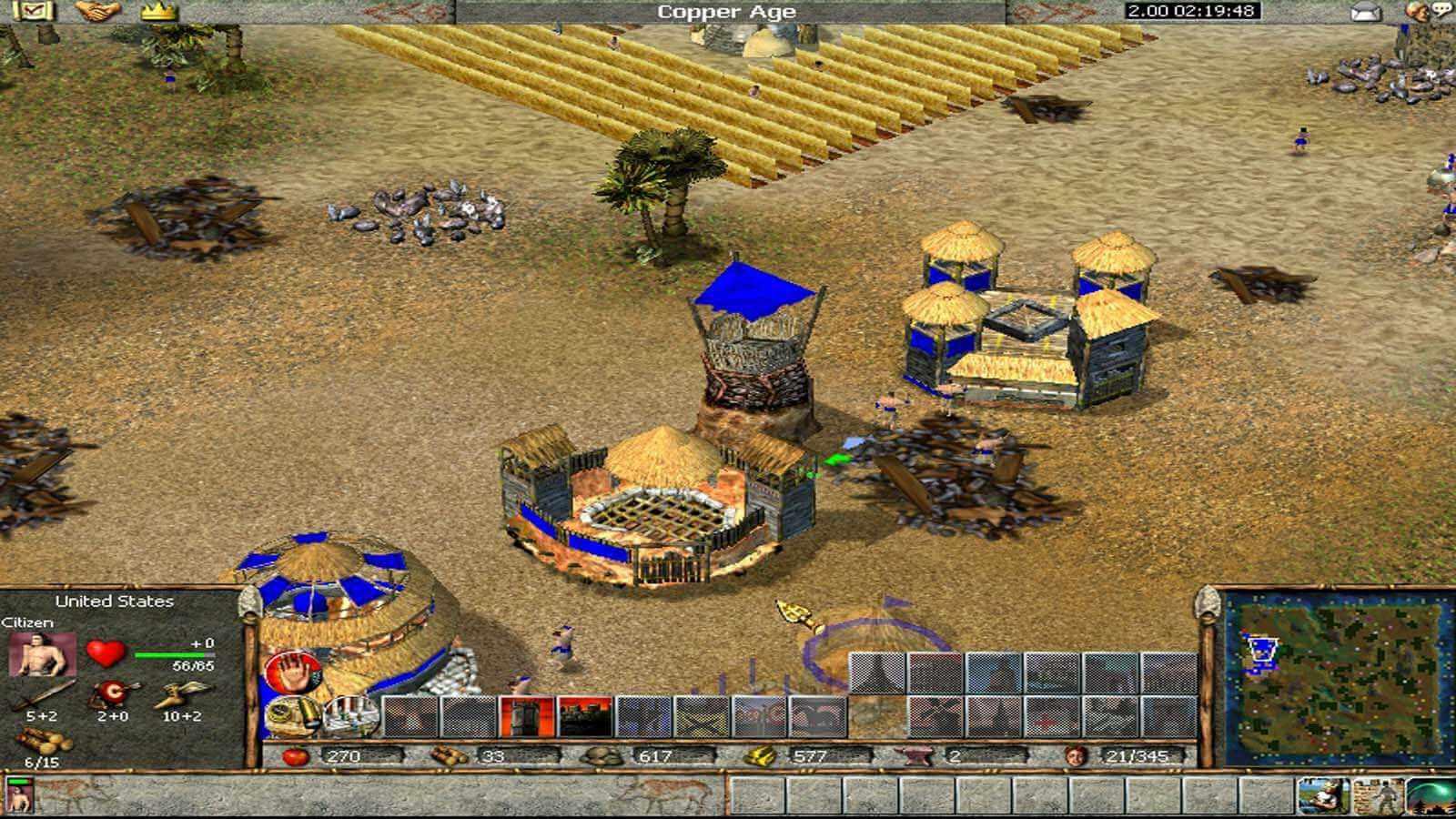 تحميل لعبة Empire Earth مضغوطة برابط واحد مباشر + تورنت كاملة مجانا