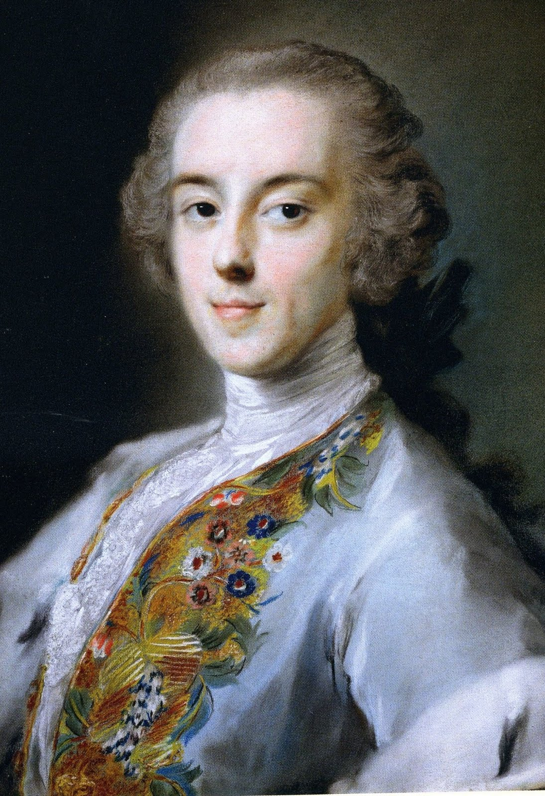 Spencer Alley: Old Pastel Portraits