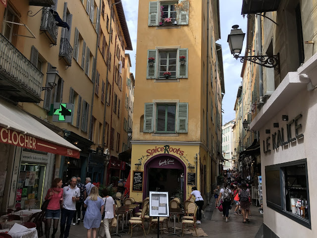 vieux Nice France