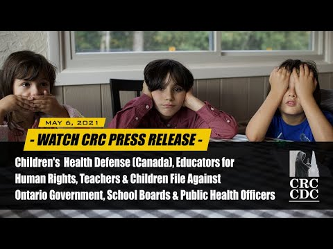Ontario Canada education lockdown school closure court action constitutional rights
