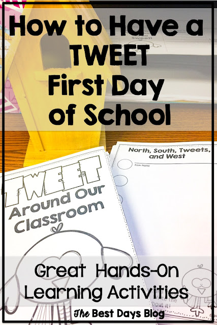 Tweet Your Classroom Pin
