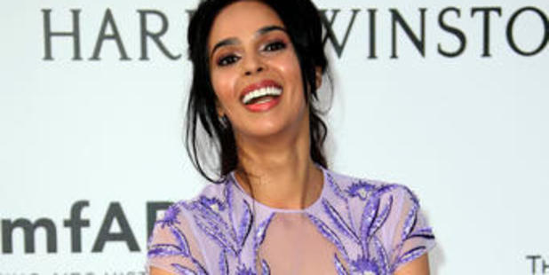 Bollywood actress Mallika Sherawat and partner Cyrille Auxenfans tear gassed during botched Paris robbery