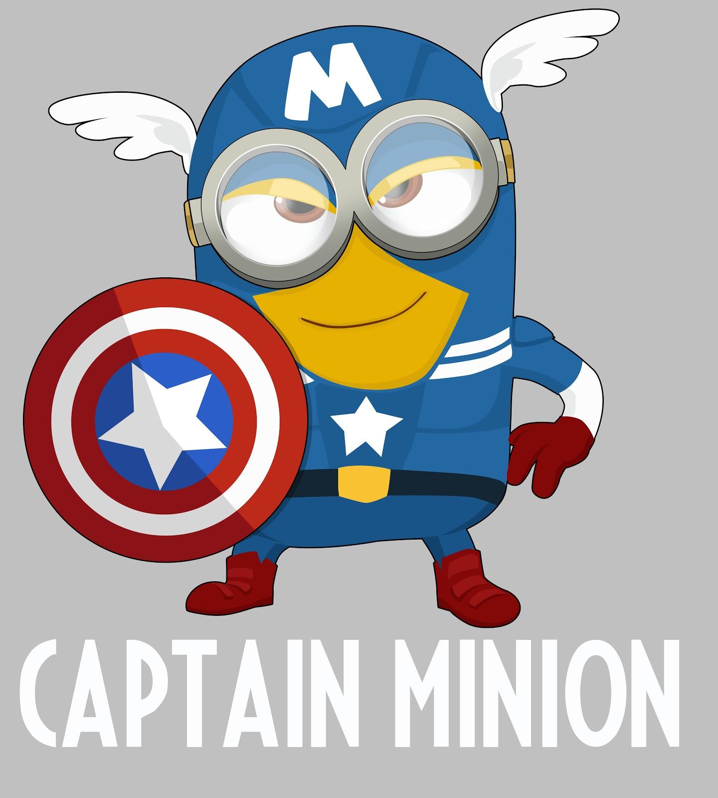 Juma Berngi Creative Design Minions Superheros Minion Dipermak Photoshop Desain