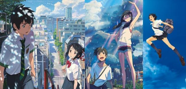 5 Movie Anime Paling Populer di Jepang!