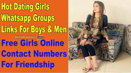 Dating Girls WhatsApp Groups Link 2021