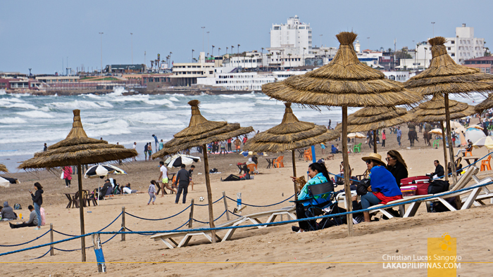 Casablanca 4 Day Itinerary Plage Ain Diab