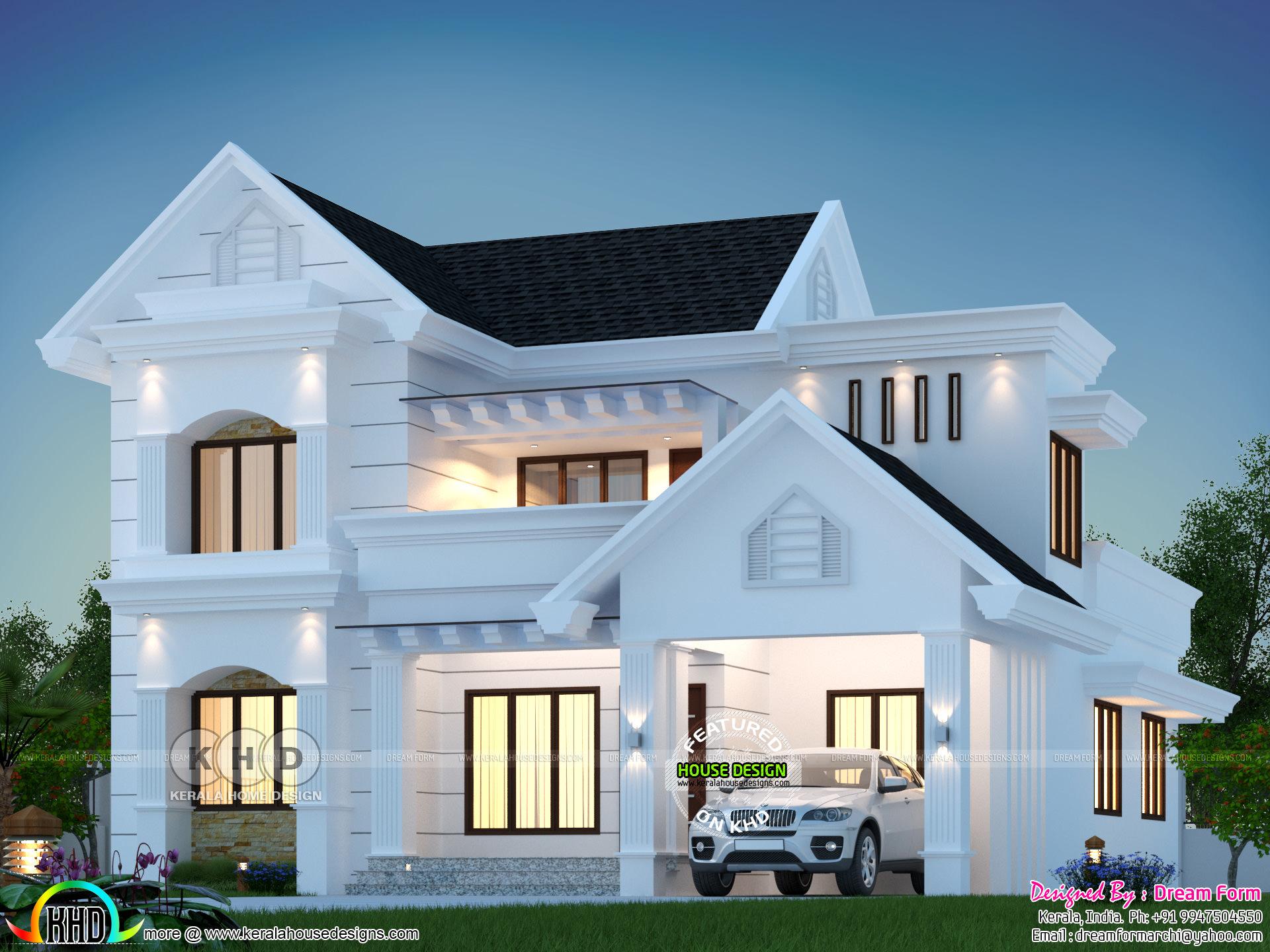 December 2019 House Designs Starts Here Kerala Home Design Bloglovin