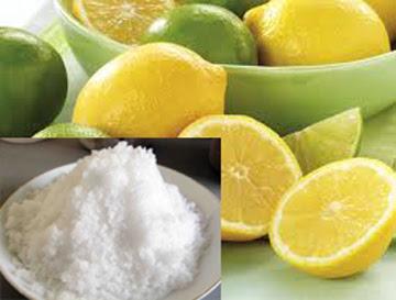 chanh muối có tác dụng giảm mỡ bụng rất tốt