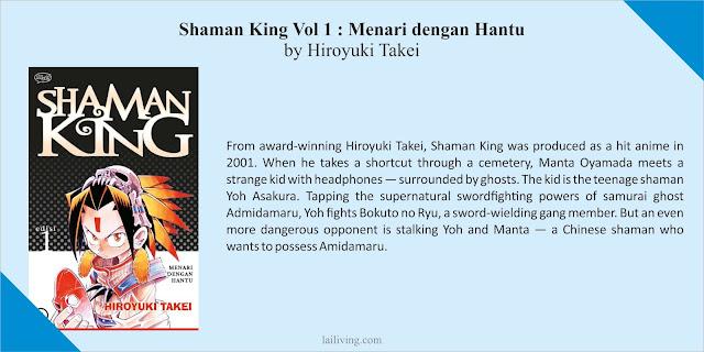 shaman king hiroyuki takei