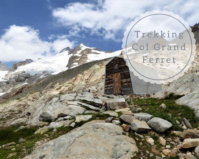 Trekking al Col du Grand Ferret e al bivacco Fiorio