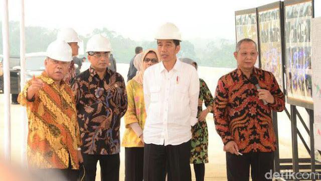 Proyek Strategis Jokowi di 2017 yang Rampung Baru 2%