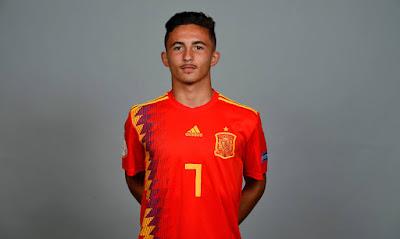 Yéremi Pino, un grancanario a la selección española de fútbol