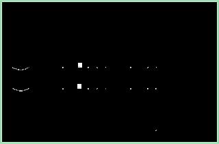 gambar notasi angka nada a