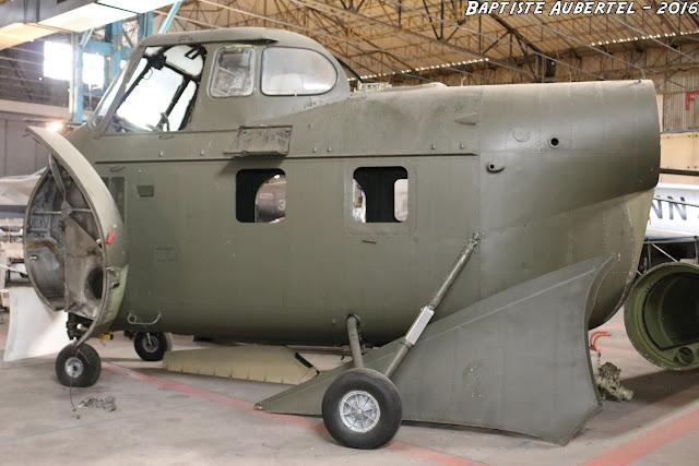 Musée de l'aviation Clément Ader EALC Lyon Corbas