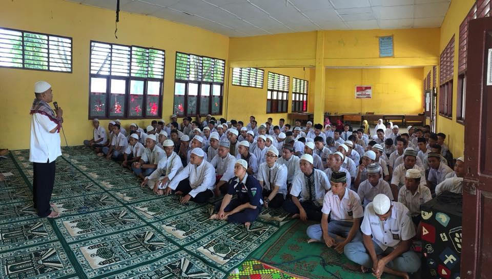 Tausiyah, dZikir dan Do'a Bersama SMK Negeri 2 Tanjungbalai