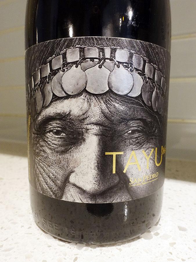 San Pedro 1865 Tayú Pinot Noir 2018 (91+ pts)