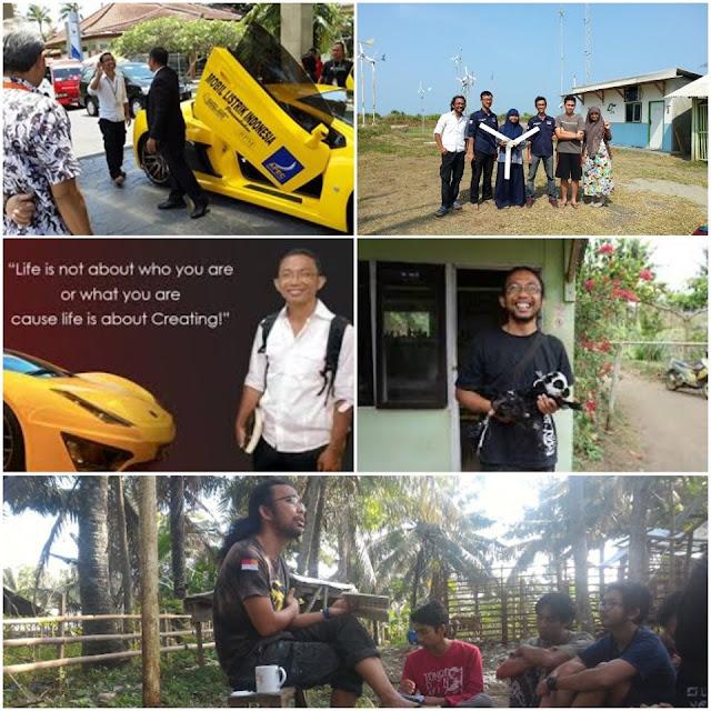 penemu mobil listrik indonesia