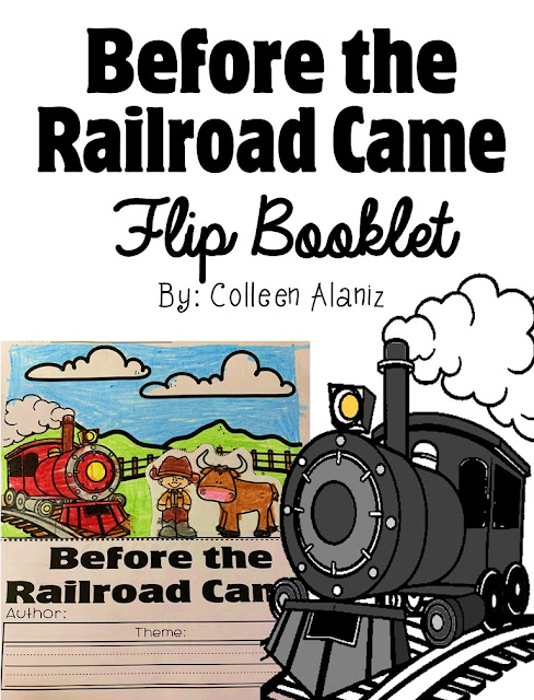https://www.teacherspayteachers.com/Product/Before-the-Railroad-Came-Flipbook-5273927