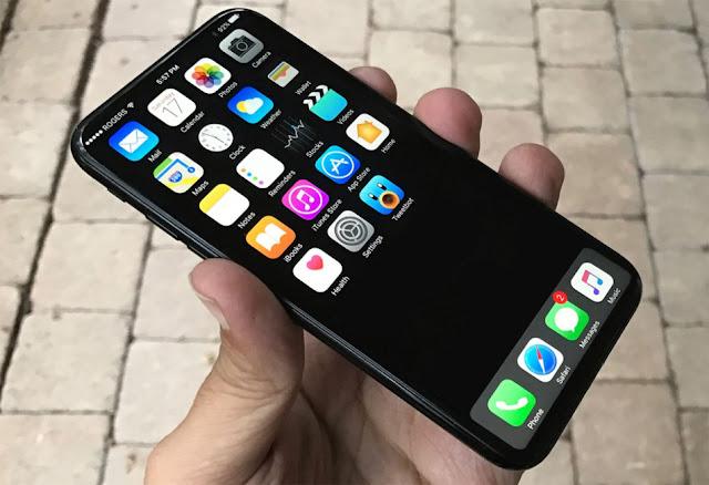 Apple iPhone 8 sẽ sở hữu tính năng nhận diện khuôn mặt ?
