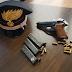 """Acquaviva delle Fonti (Ba). Arrestato dai Carabinieri un pregiudicato, 24enne, dal """"grilletto facile"""", trovato con una pistola e numerose munizioni [CRONACA DEI CC. ALL'INTERNO]"""