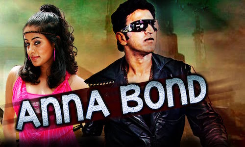 Anna Bond 2016 Hindi Dubbed 480p HDRip – 300mb