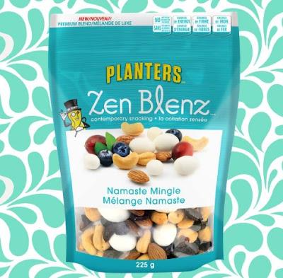 Canadian Daily Deals: Planters Zen Blenz Giveaway on