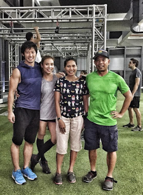 Spartan Gym Philippines, Spartan Philippines Obstacle Course Camp, Suns Out Fitness Group Philippines, Arnel Banawa, Free Online Beachbody Coaching, Spartan Race Philippines
