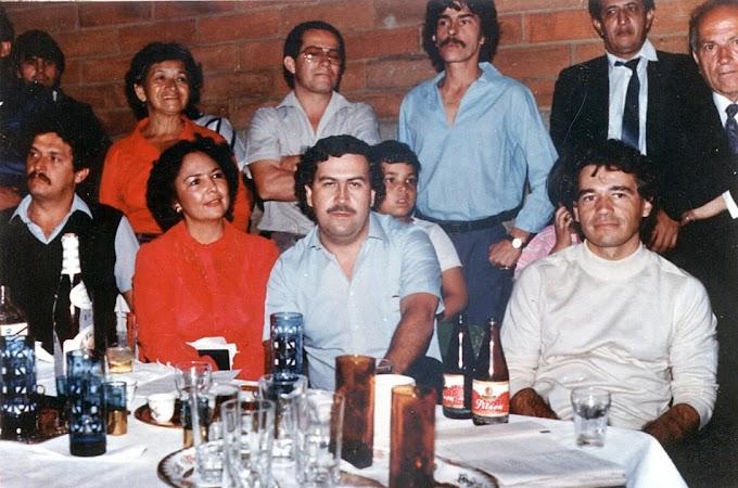 Sobrinho de Pablo Escobar encontra R$ 100 milhões em parede de apartamento