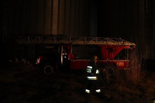 Risc unui incendiu de proporții la o întreprindere de producere a uleiului din municipiul Cahul